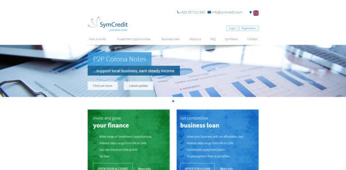 P2P platform for investors